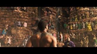 Black Panther Filmi Teaser Fragman (Türkçe Altyazılı)