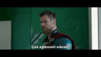 Thor: Ragnarok Filmi Fragman 2 (Türkçe Altyazılı)