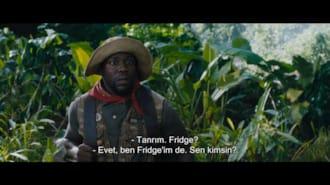 Jumanji: Vahşi Orman Filmi Fragman 2 (Türkçe Altyazılı)
