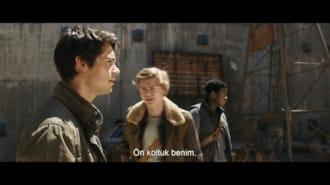 Labirent: Son İsyan Filmi Fragman (Türkçe Altyazılı)