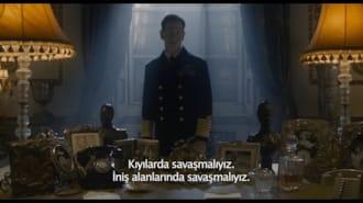 En Karanlık Saat Filmi Fragman 2 (Türkçe Altyazılı)