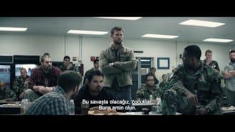 12 Savaşçı Filmi Fragman (Türkçe Altyazılı)