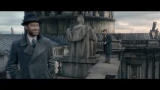 Fantastik Canavarlar: Grindelwald'ın Suçları Filmi Fragman (Türkçe Altyazılı)
