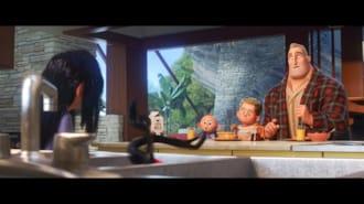 İnanılmaz Aile 2 Filmi Fragman (Türkçe Dublajlı)