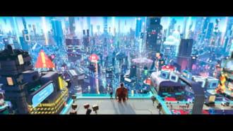 Ralph ve İnternet - Oyunbozan Ralph 2 Filmi Fragman 2 (Türkçe Dublajlı)