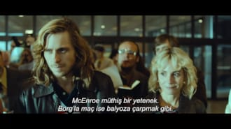 Borg/McEnroe Filmi Fragman (Türkçe Altyazılı)
