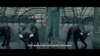 Fantastik Canavarlar: Grindelwald'ın Suçları Filmi Fragman 2 (Türkçe Altyazılı)