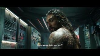 Aquaman Filmi Fragman (Türkçe Altyazılı)