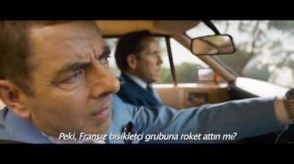 Johnny English Tekrar İş Başında Filmi Fragman 2 (Türkçe Altyazılı)