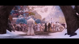 Küçük Ayak Filmi Fragman 2 (Türkçe Dublajlı)