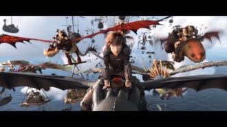 Ejderhanı Nasıl Eğitirsin 3: Gizli Dünya Filmi Fragman 2 (Türkçe Dublajlı)