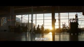 Avengers: Endgame Filmi Teaser (Türkçe Altyazılı)