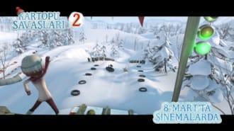 Kartopu Savaşları 2 Filmi Teaser (Türkçe Dublajlı)