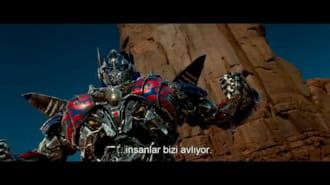 Transformers: Kayıp Çağ Filmi Fragman (Türkçe Altyazılı)