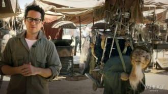 Star Wars: Güç Uyanıyor Filmi Güç İçin Bir Şans (Klip)