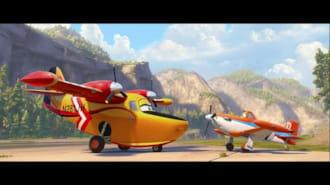 Uçaklar 2: Söndür ve Kurtar Filmi Fragman (Türkçe Dublajlı)