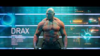 Galaksinin Koruyucuları Filmi Karakterler / Drax