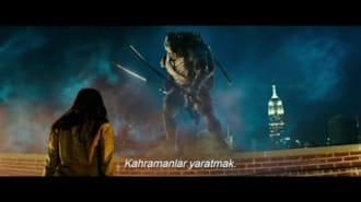 Ninja Kaplumbağalar Filmi İlk Fragman (Türkçe Altyazılı)