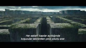 Labirent: Ölümcül Kaçış Filmi Teaser Fragman (Türkçe Altyazılı)