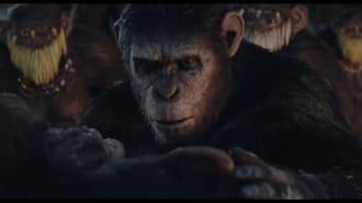 Maymunlar Cehennemi: Şafak Vakti Filmi Fragman 2 (Türkçe Dublajlı)