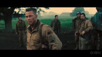 Fury Filmi Filmden İlk Görüntüler