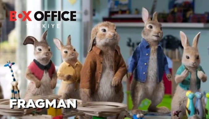 Peter Rabbit: Kaçak Tavşan Filmi Dublajlı Fragman
