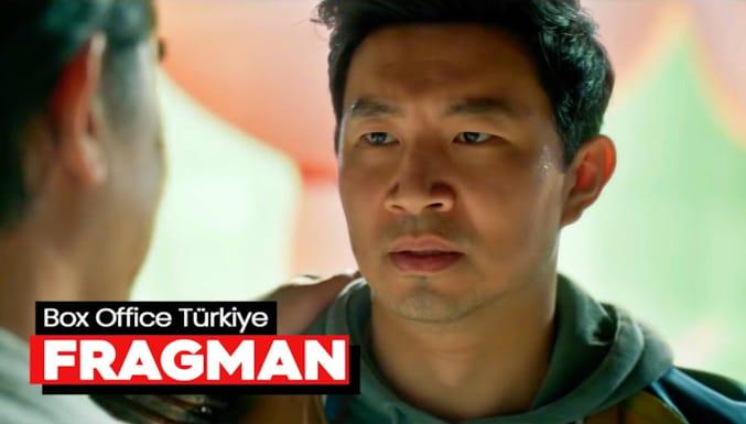 Shang-Chi ve 10 Yüzük Efsanesi Filmi Dublajlı Fragman 2