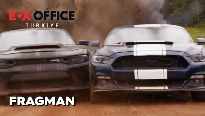 Hızlı ve Öfkeli 9 Filmi Altyazılı Fragman