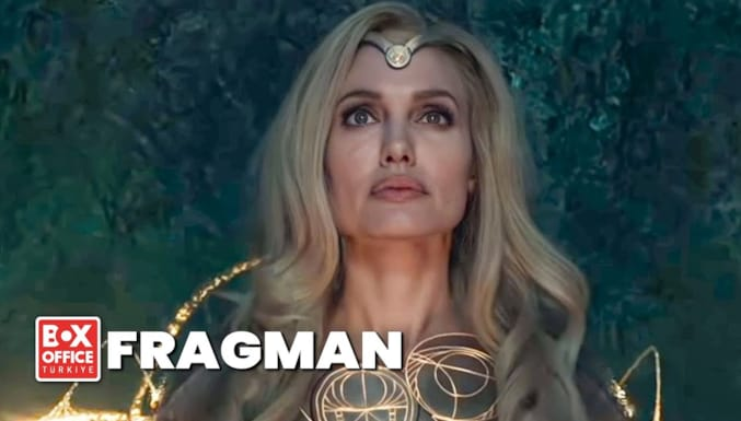 Eternals Filmi Dublajlı İlk Fragman