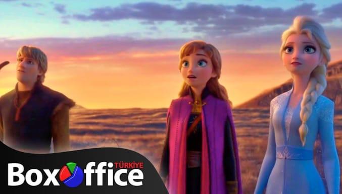 Karlar Ülkesi II Filmi Dublajlı Fragman 2