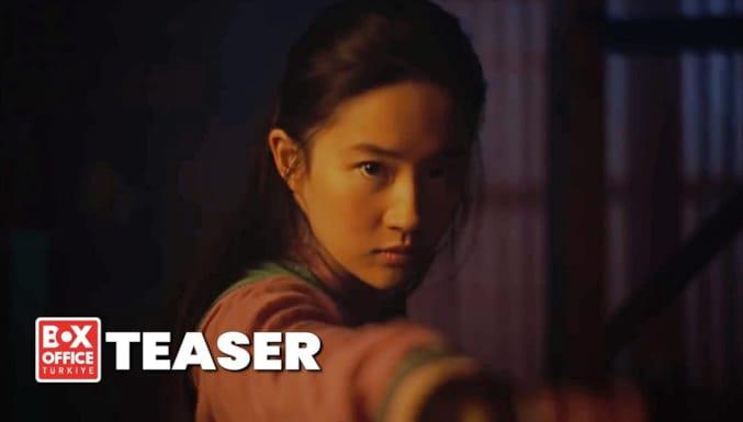 Mulan Filmi Dublajlı Teaser