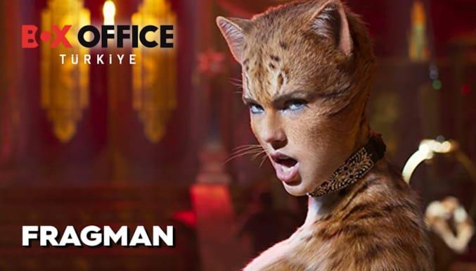 Cats Filmi Altyazılı Fragman 2