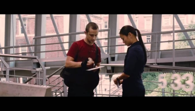 Premium Rush Filmi Fragman (Orjinal Dil)