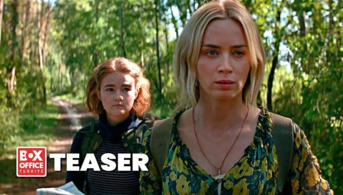 Sessiz Bir Yer 2 Filmi Altyazılı Teaser