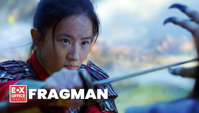 Mulan Filmi Dublajlı Fragman