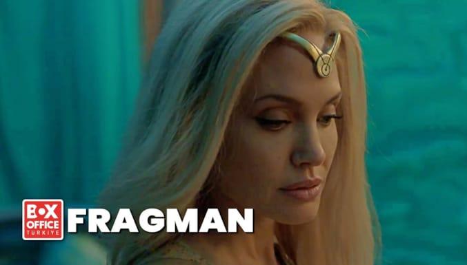 Eternals Filmi Altyazılı İlk Fragman
