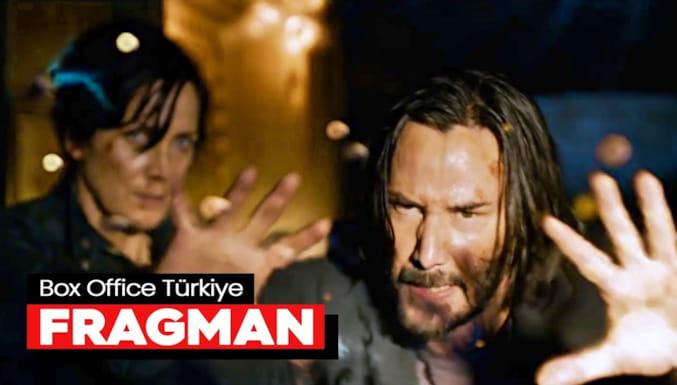 The Matrix Resurrections Filmi Altyazılı Fragman