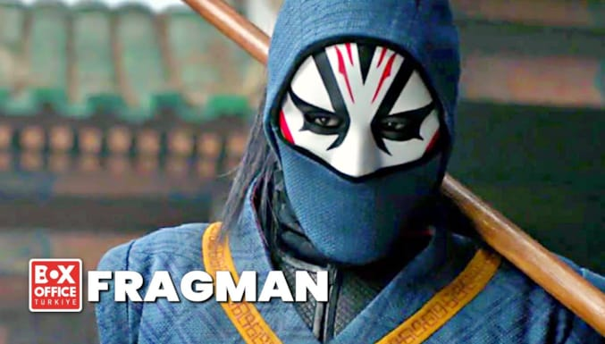 Shang-Chi ve On Halka Efsanesi Filmi Altyazılı İlk Fragman