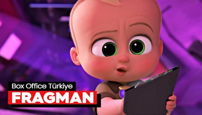 Patron Bebek 2: Aile Şirketi Filmi Dublajlı Fragman 2