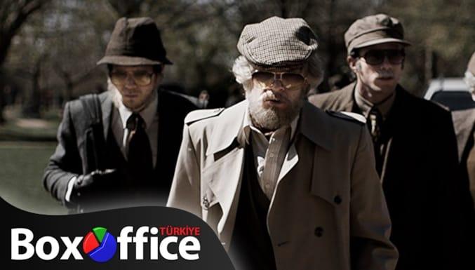 Amerikan Soygunu Filmi Fragman (Türkçe Altyazılı)