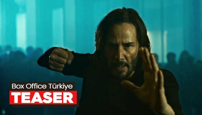 The Matrix Resurrections Filmi Altyazılı Teaser