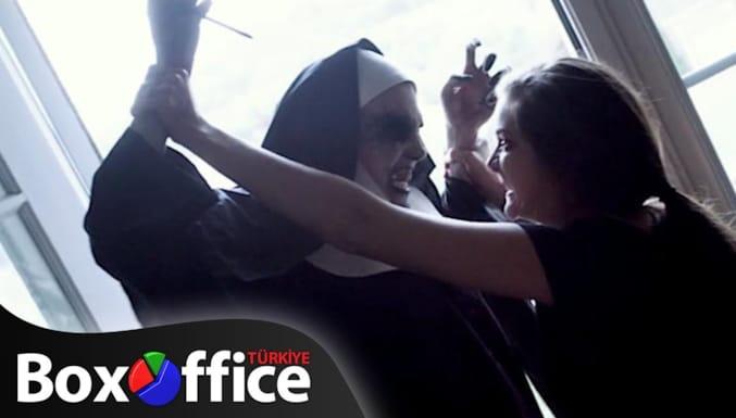 Rahibenin Laneti Filmi Altyazılı Fragman