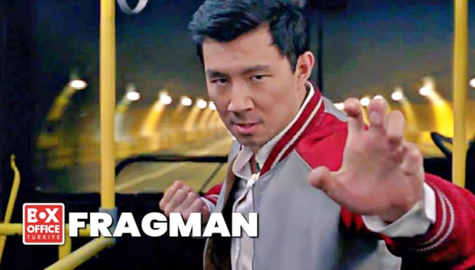 Shang-Chi ve On Halka Efsanesi Filmi Dublajlı İlk Fragman
