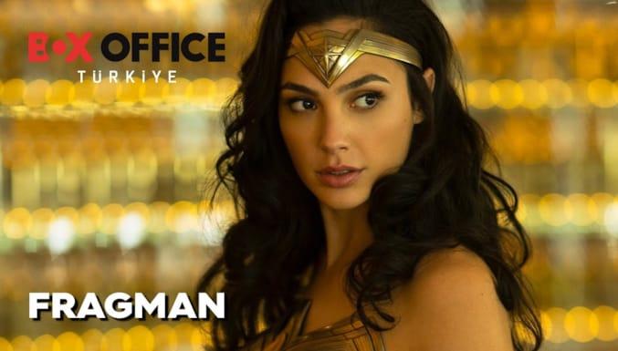 Wonder Woman 1984 Filmi Altyazılı Fragman