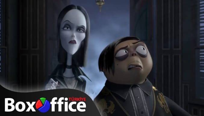 Addams Ailesi Filmi Fragman (Türkçe Dublajlı)