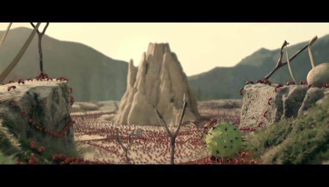 Minuscule: Kayıp Karıncalar Vadisi Filmi Fragman (Orijinal)