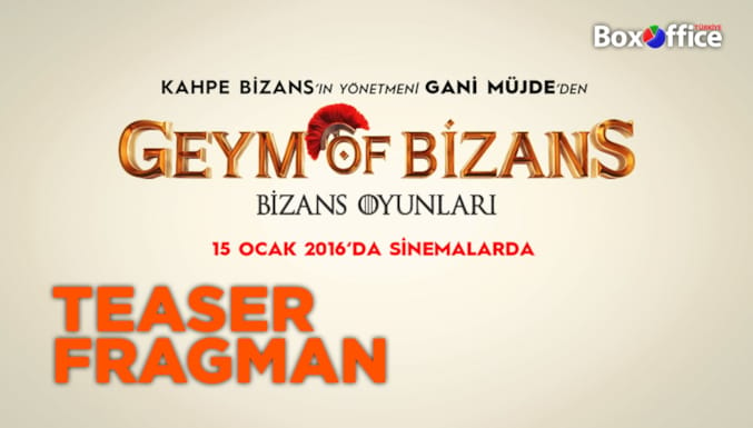 Bizans Oyunları - Geym of Bizans Filmi Teaser Fragman