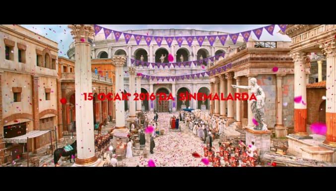 Bizans Oyunları - Geym of Bizans Filmi Fragman
