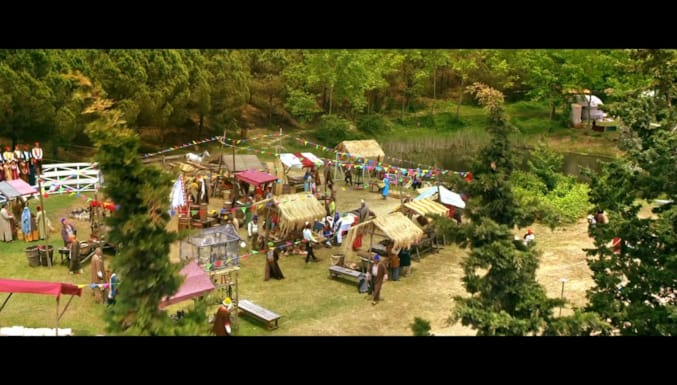 Bizans Oyunları - Geym of Bizans Filmi Sansürsüz Fragman