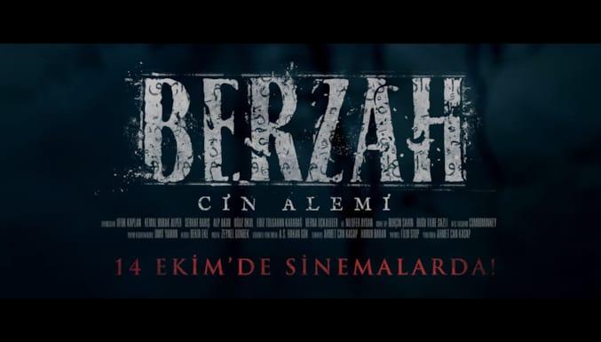 Berzah: Cin Alemi Filmi Teaser Fragman